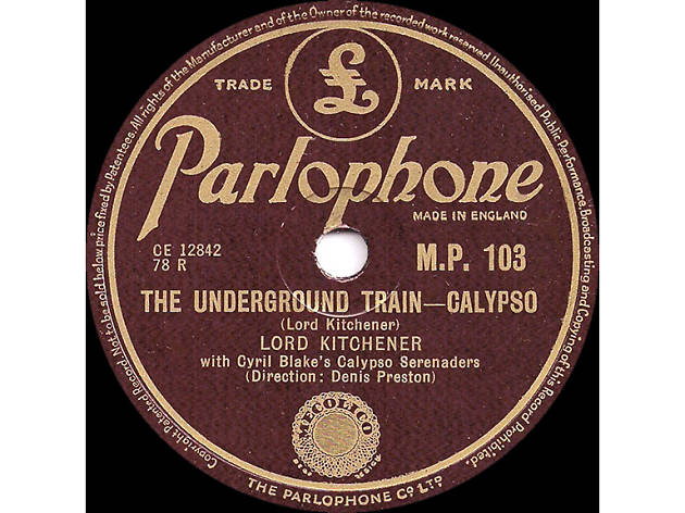 'The Underground Train' – Lord Kitchener (1950)