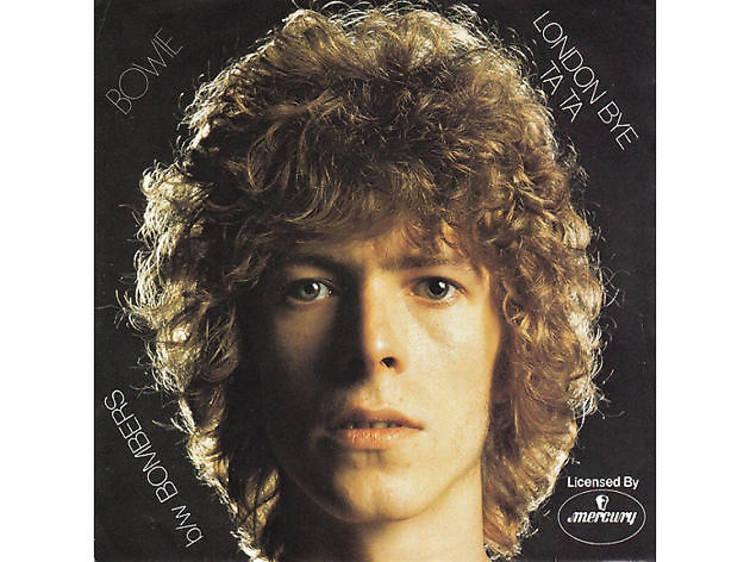 'London Bye Ta-Ta' – David Bowie (1968)