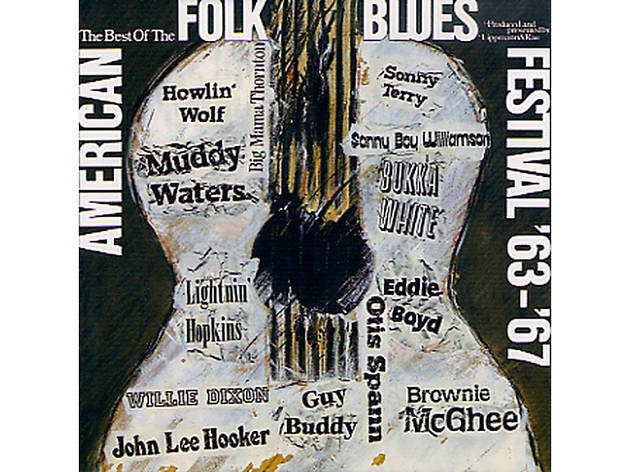 The American Folk-Blues Festival