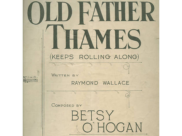 'Old Father Thames' – Raymond Wallace (1933)