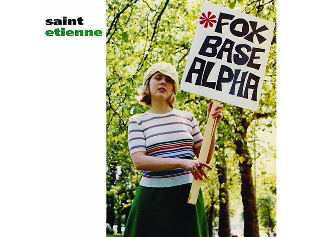 Saint Etienne – Fox Base Alpha