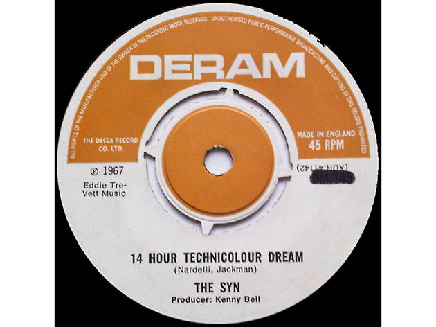 The Syn – Fourteen-Hour Technicolour Dream