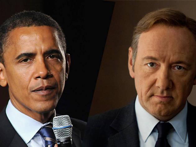 Quiz: Who said it? Underwood or Obama