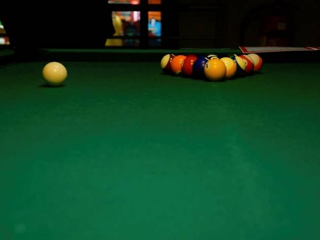Vermont Karaoke and Billiards