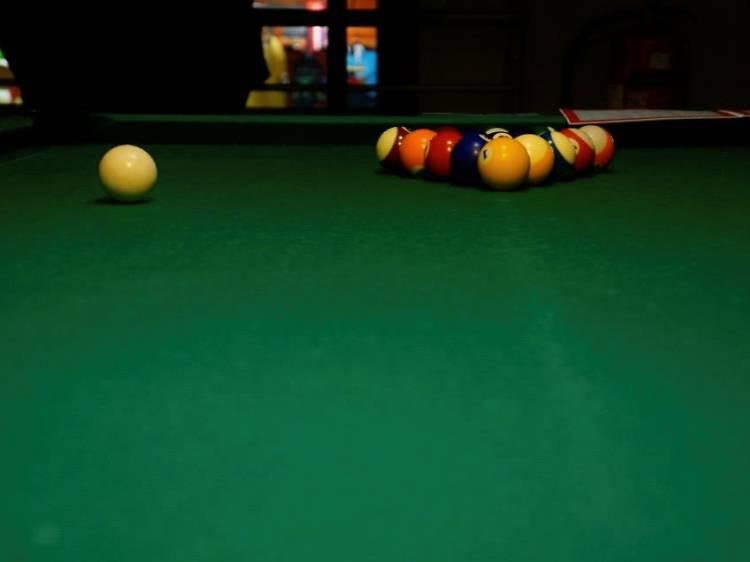 Vermont Karaoke and Billiards