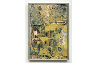 (Katy Moran: 'Beautiful Man', 2013. Collection Scott and Cissy Wolfe)