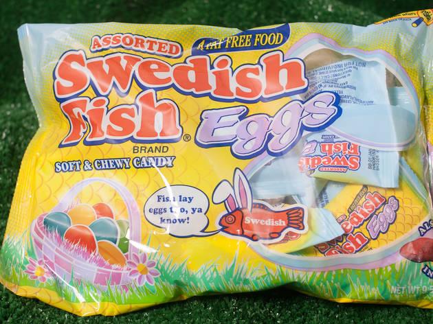 Swedish Fish Eggs, $2.49