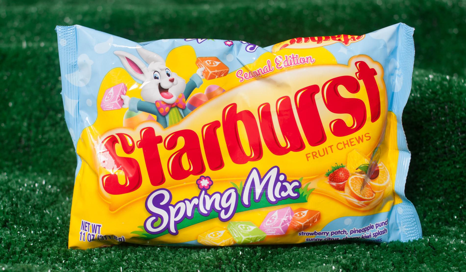 Starburst Spring Mix, $2.99