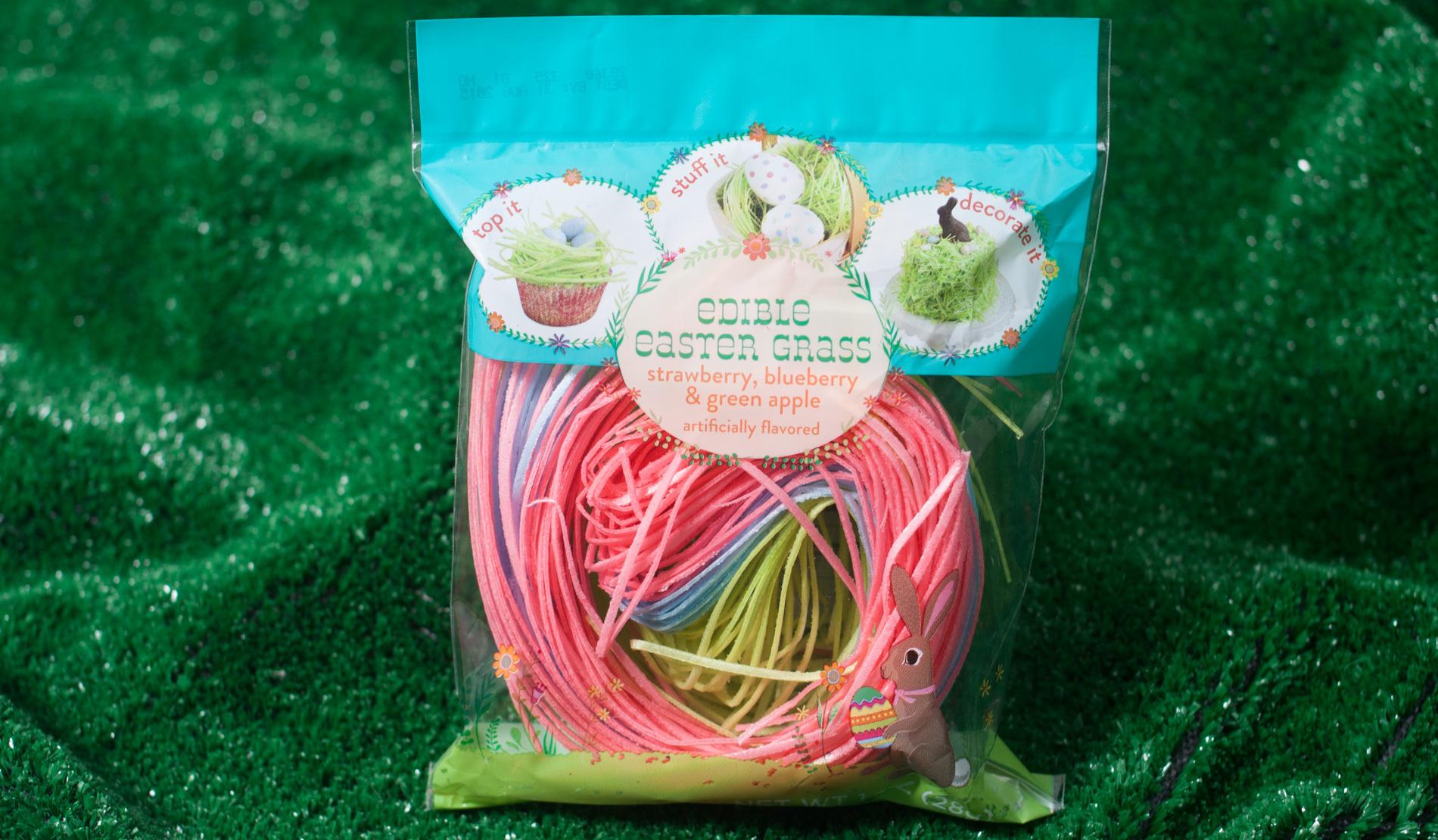 Edible Easter Grass, $1.99