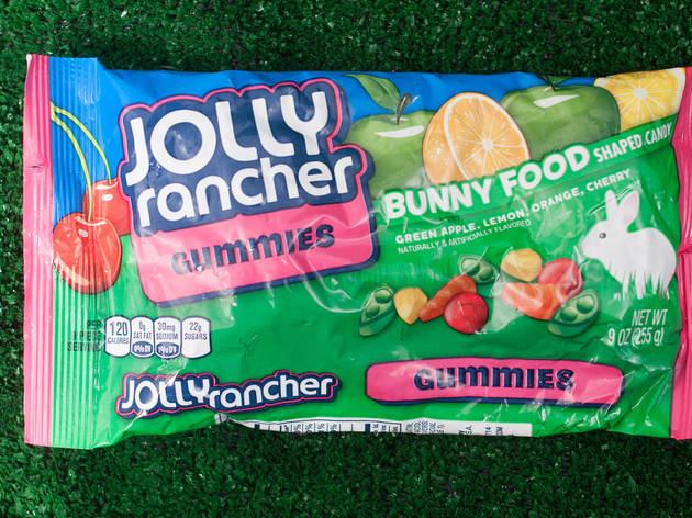 Jolly Rancher Bunny Food Shaped Gummies, $2.49