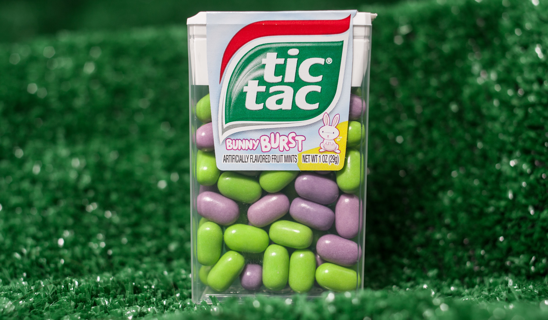 Tic Tac Bunny Burst, $1
