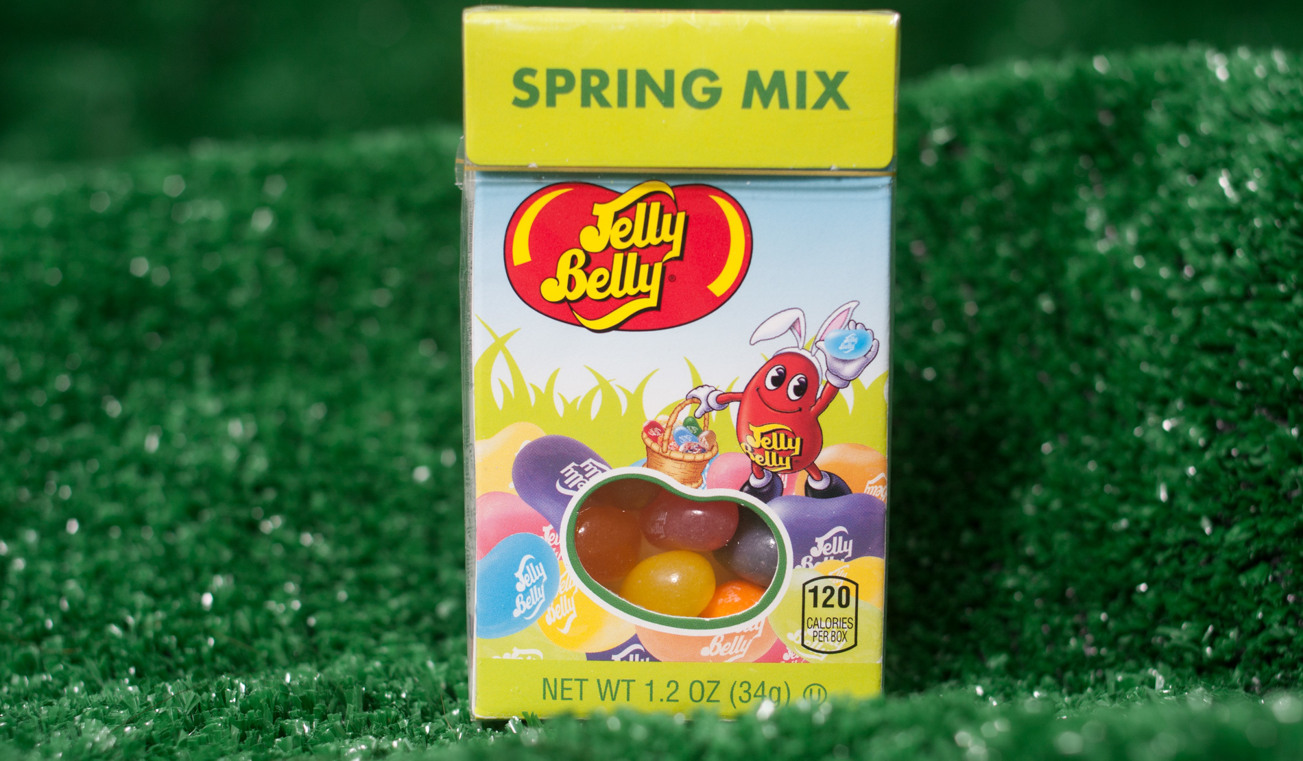 Jelly Belly Spring Mix, $1