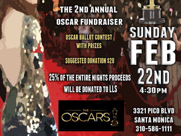 Oscars Watch Party