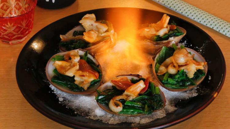 Taro uno de los mejores restaurantes en el DF