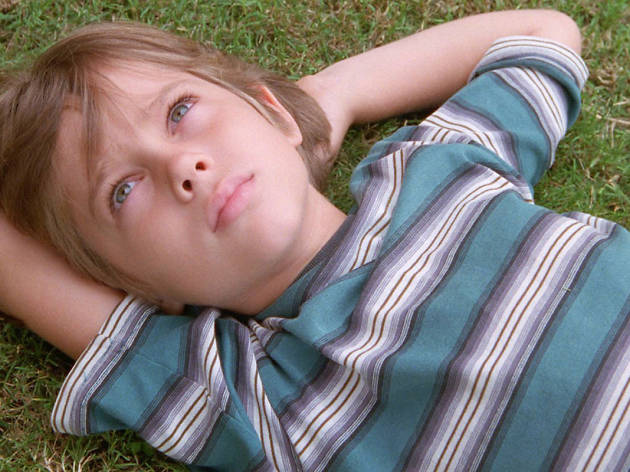 Open-air film festival 2015: Boyhood