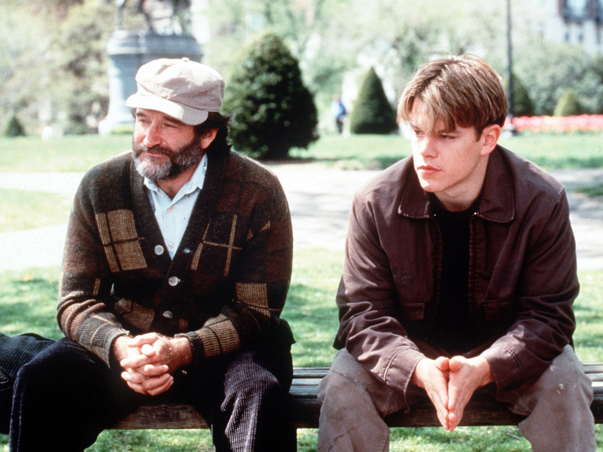 Good Will Hunting, best Oscar-winning Netflix films