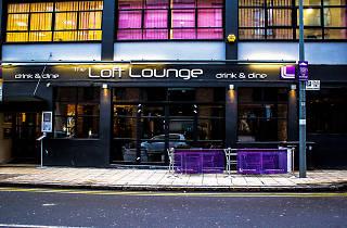 The Loft Lounge, Bar, Birmingham