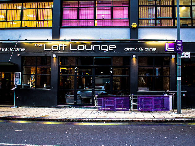 The Loft Lounge, Bar, Birmingham