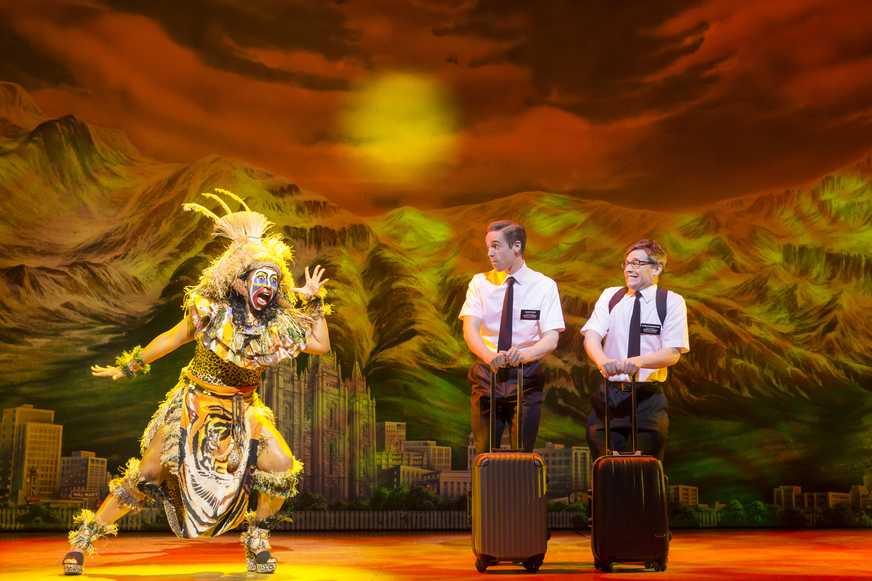 Priority booking: 'The Book of Mormon'