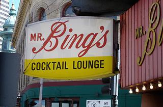 Mr Bing's
