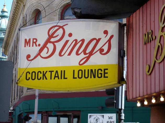 Mr. Bing's