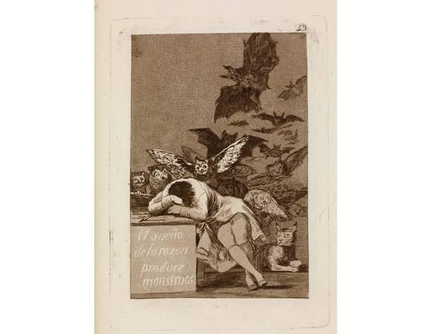 (Francisco Goya, 'Monsters', c. 1799)