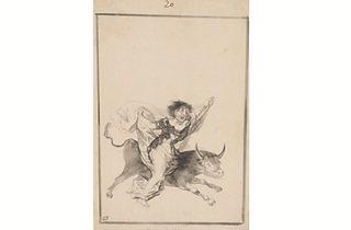 (Francisco Goya, 'Nightmare', c. 1816-20. CourtesyThe Morgan Library and Museum, New York)