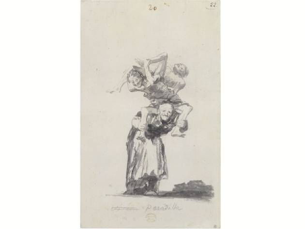 (Francisco Goya, 'Nightmare', c. 1819-23. Courtesy Metropolitan Museum of Art)