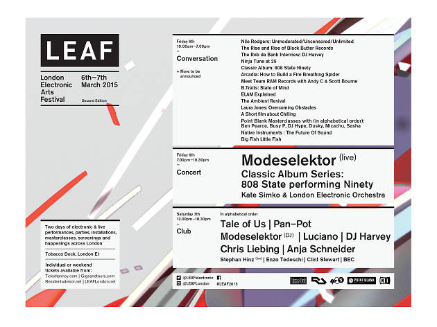 LEAF poster competition