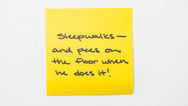 Sticky-note confessions: New Yorkers share the most annoying things their roommates do