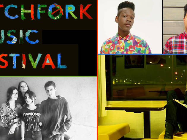 Shamir, ILOVEMAKONNEN, Jessica Pratt and Mourn make our must-see list for Pitchfork Music Festival 2015.