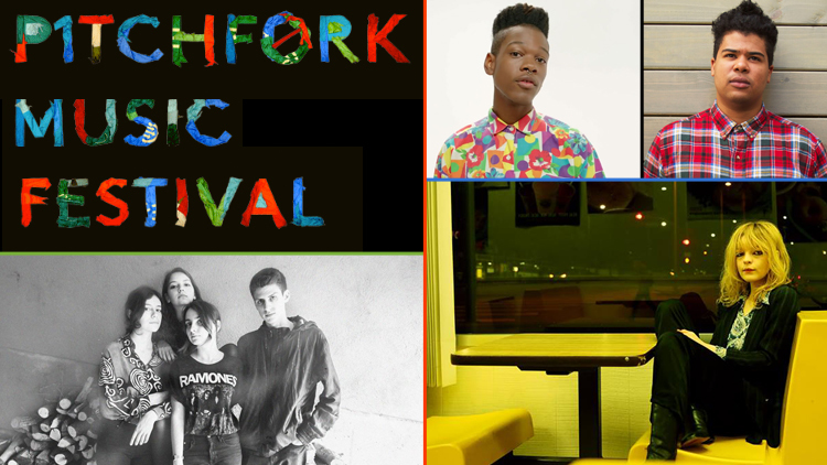 11 new acts to see at Pitchfork