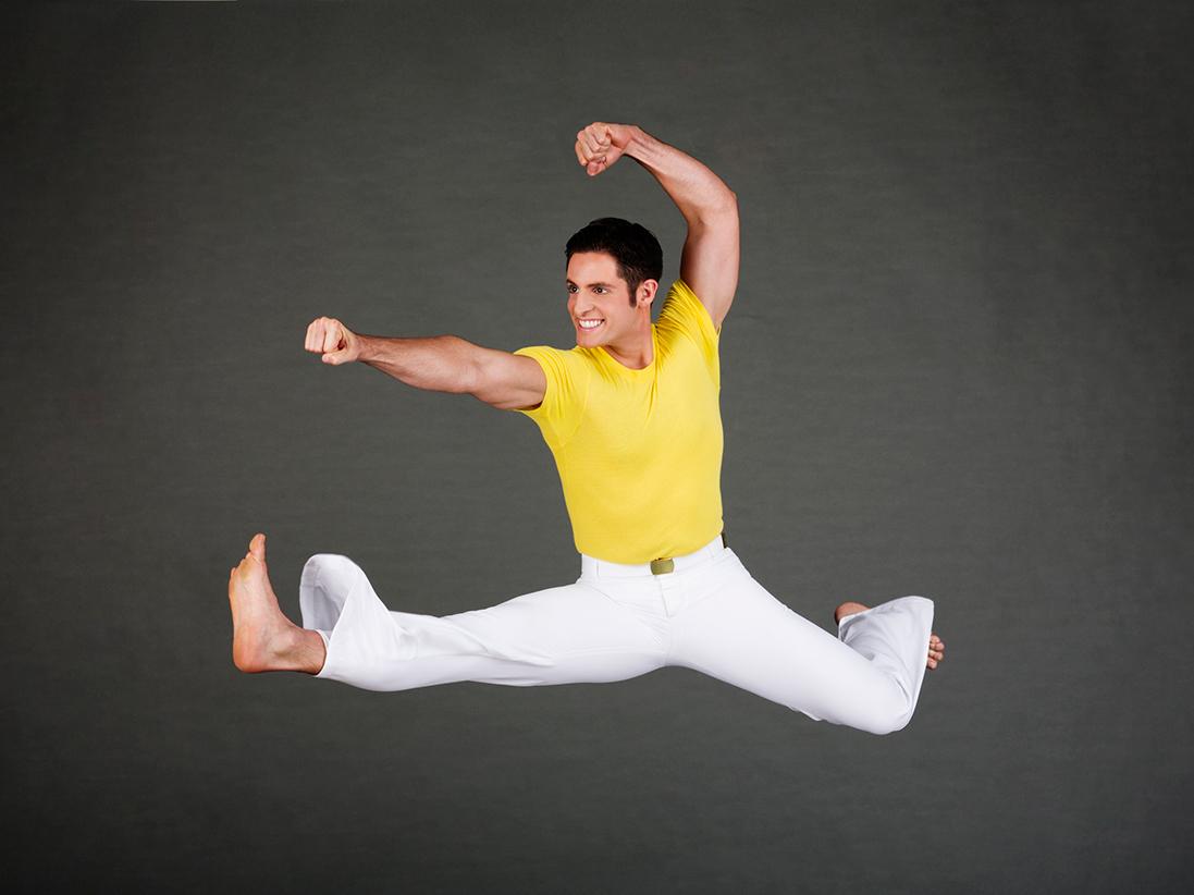 Paul Taylor's American Modern Dance