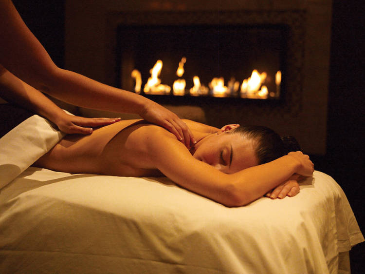 Check out the best spas in NYC