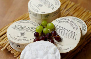 Androuet cheese shop