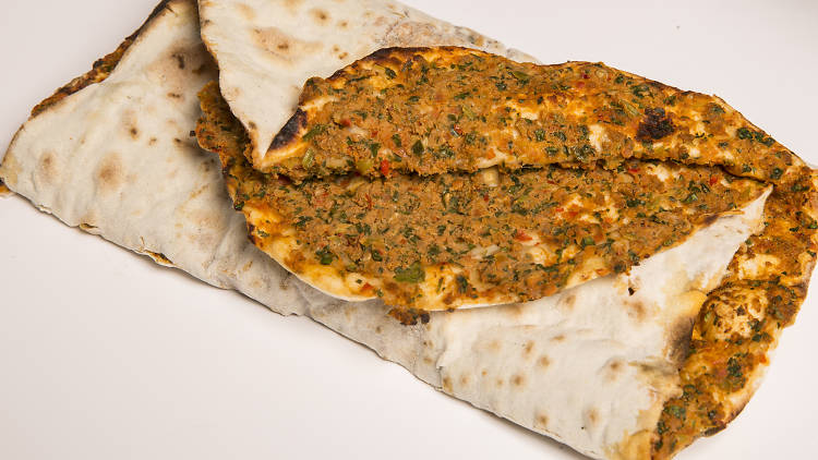 Lahmacun at Antepliler