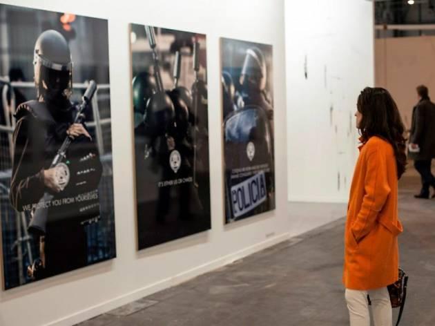 La semana del arte contemporáneo