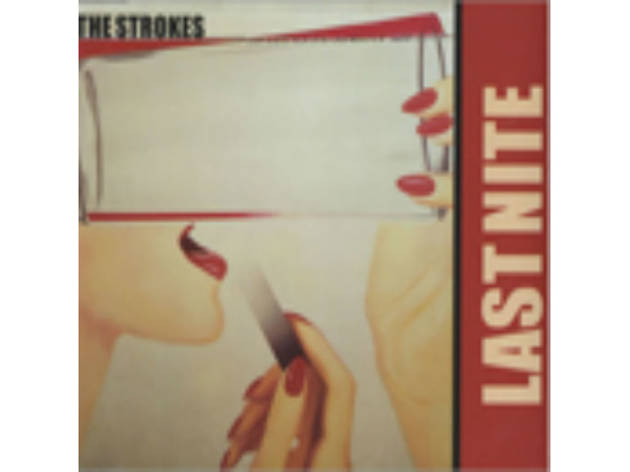 strokes, last nite, music