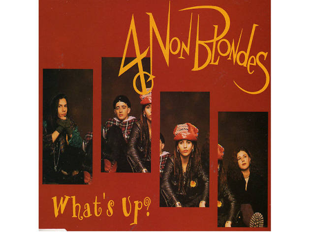 4 non blondes, music
