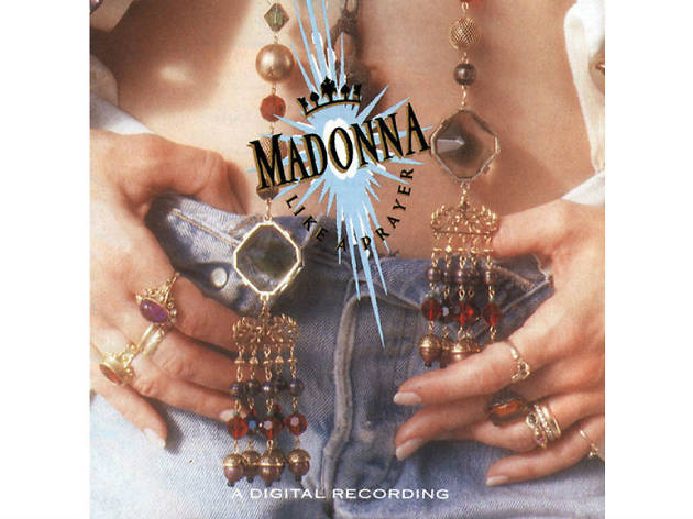 madonna, like a prayer, music