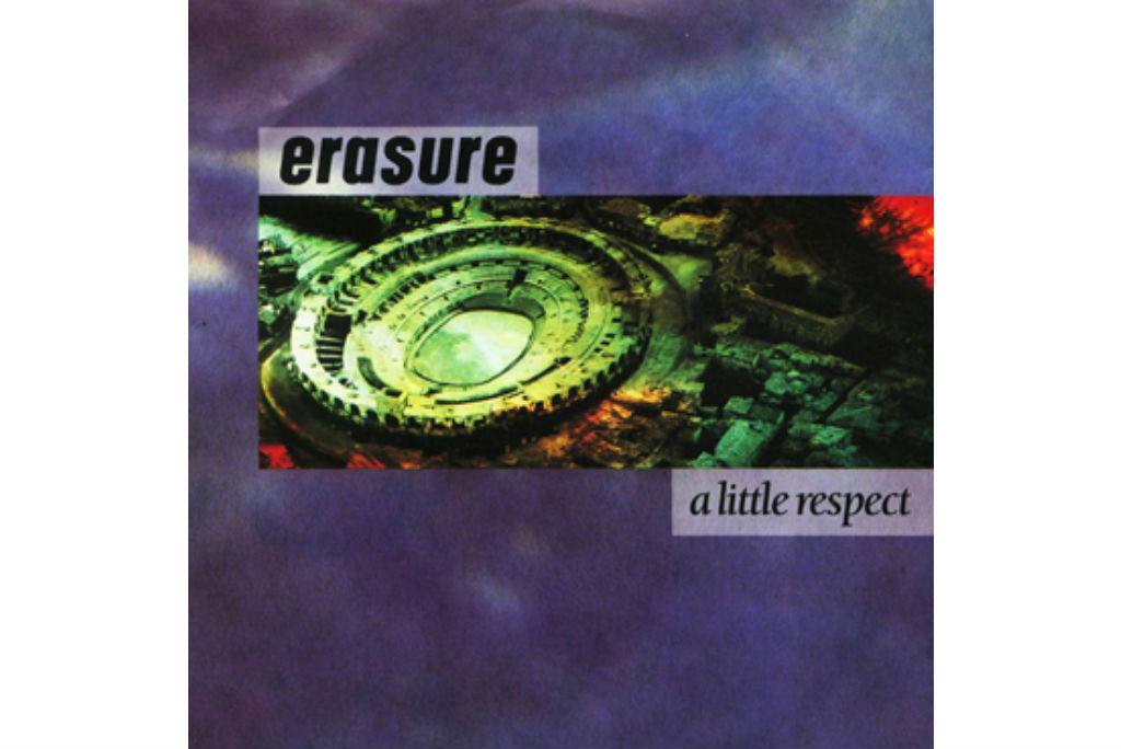 erasure, little respect, music