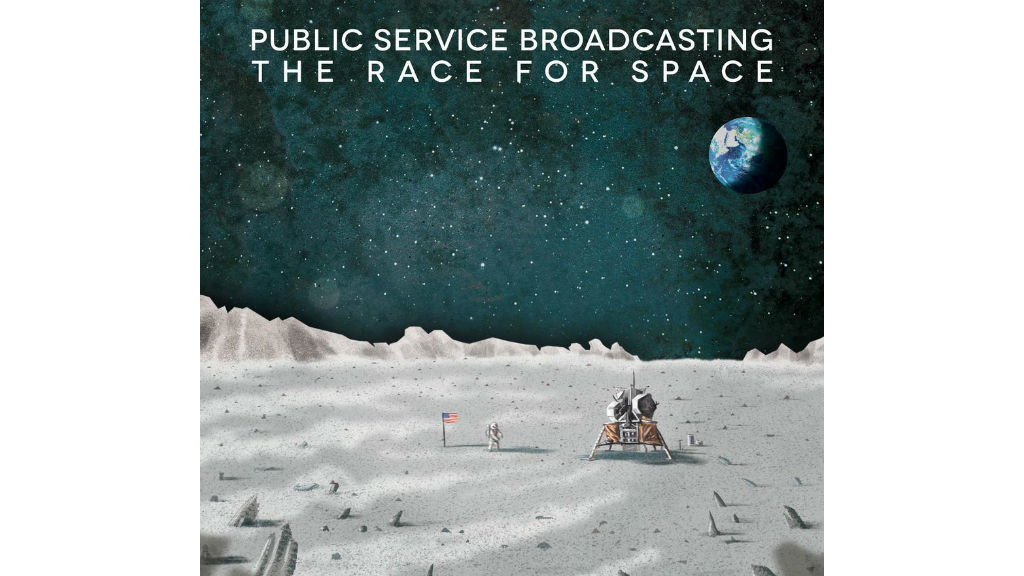 Public Service Broadcasting – 'The Race for Space'