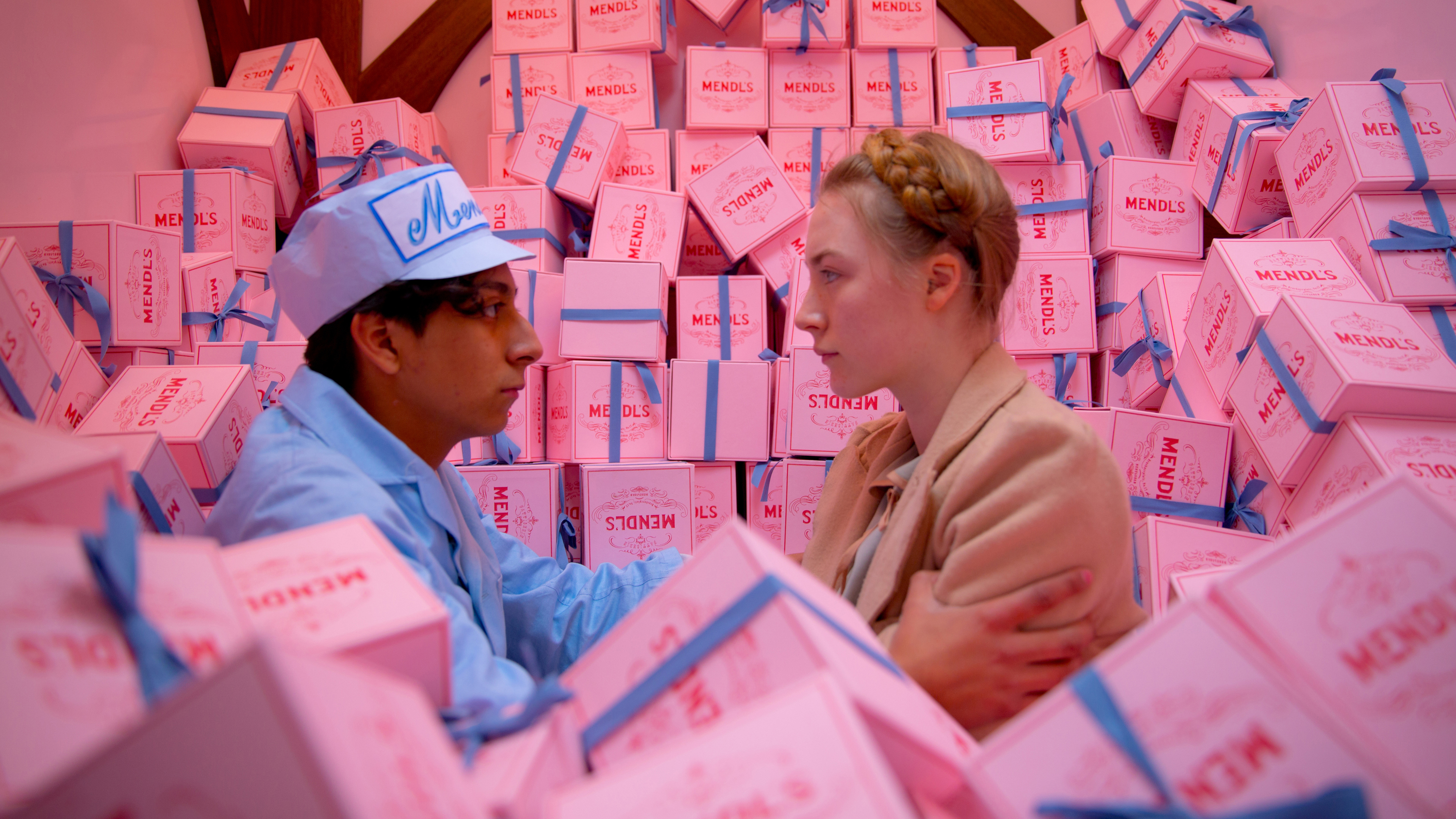 Eat | See | Hear presents The Grand Budapest Hotel