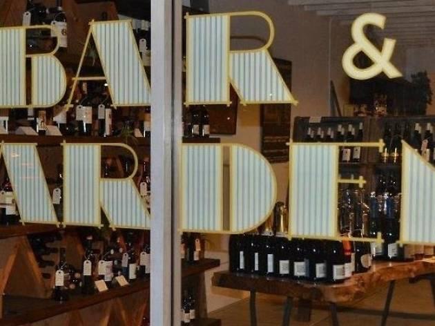 Greek Wine Tasting and Wild Game Pairing Menu at Bar & Garden