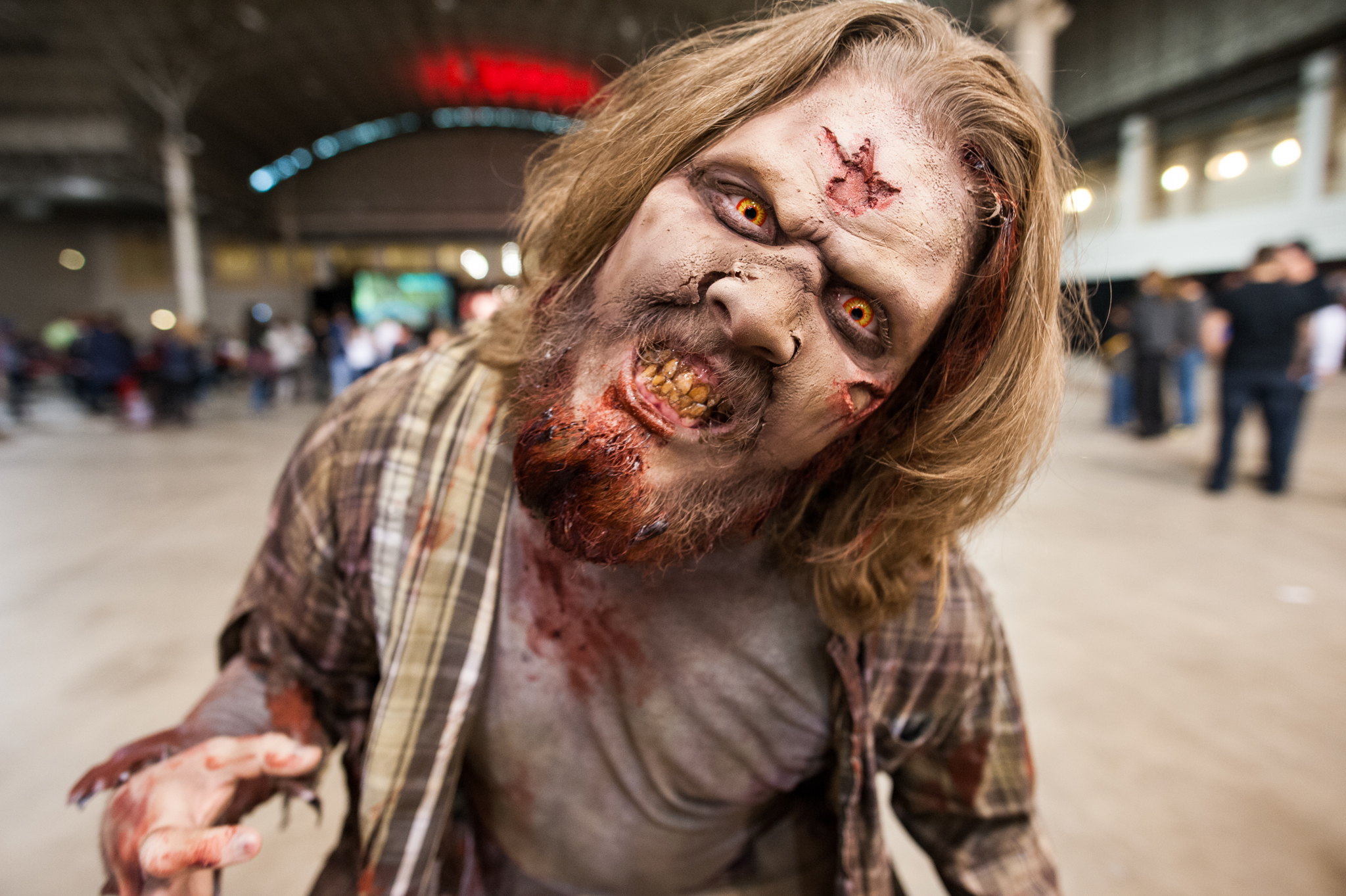 Photos from Walker Stalker Con