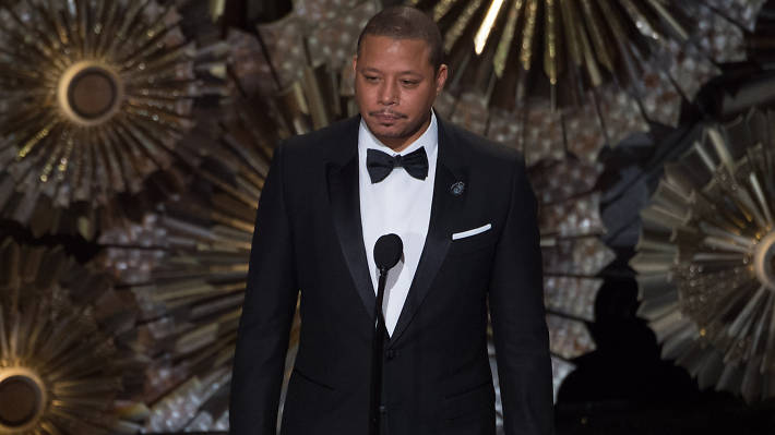 Terrence Howard, 2015 Oscars
