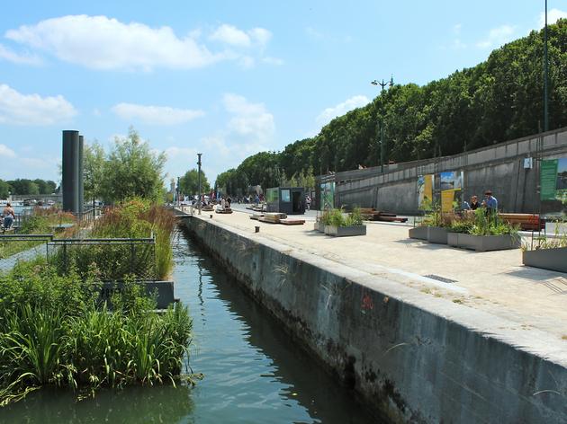 Berges Seine