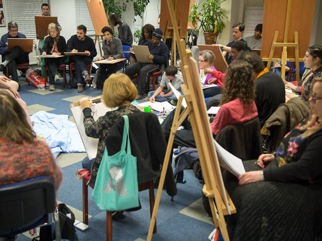 The best life-drawing classes in London