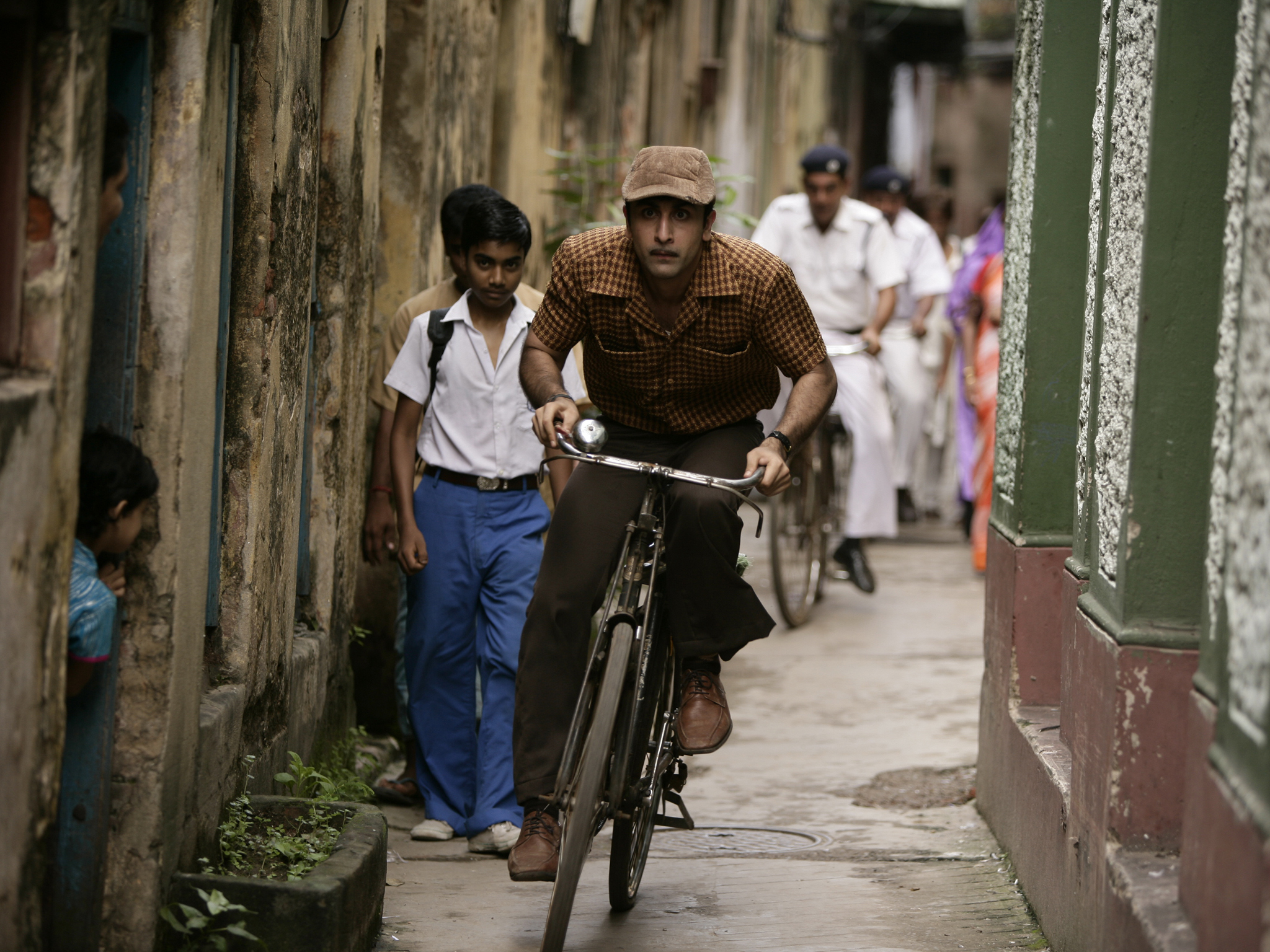 Bollywood movie: Barfi!