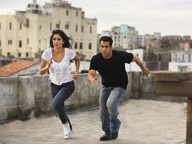 Bollywood movie: Ek Tha Tiger